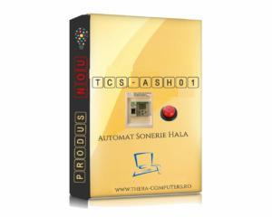 Automat Sonerie Hala TCS-ASH01